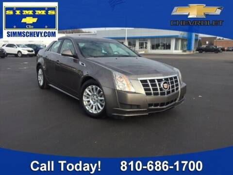 2012 Cadillac CTS for sale at Aaron Adams @ Simms Chevrolet in Clio MI