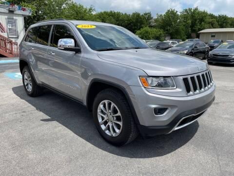 2015 Jeep Grand Cherokee for sale at Auto Solution in San Antonio TX