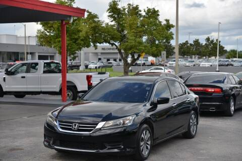 2015 Honda Accord for sale at Motor Car Concepts II - Colonial Location in Orlando FL