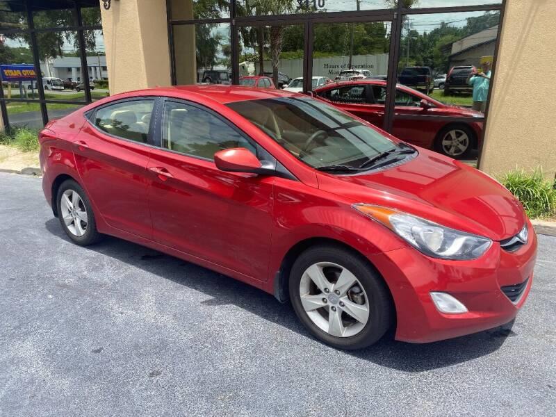 2013 Hyundai Elantra for sale at Premier Motorcars Inc in Tallahassee FL