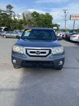 2009 Honda Pilot for sale at Elite Motors in Knoxville TN