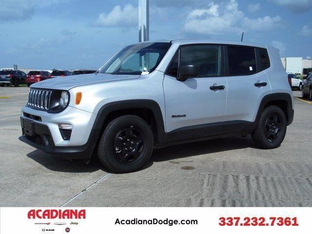 2019 Jeep Renegade for sale in Lafayette, LA