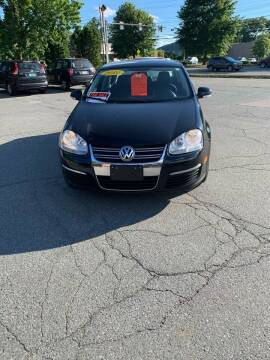 2010 Volkswagen Jetta for sale at ALAN SCOTT AUTO REPAIR in Brattleboro VT