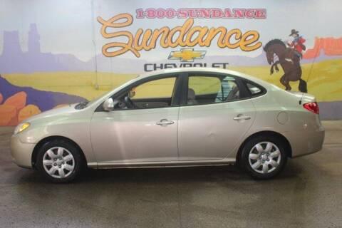 2007 Hyundai Elantra for sale at Sundance Chevrolet in Grand Ledge MI