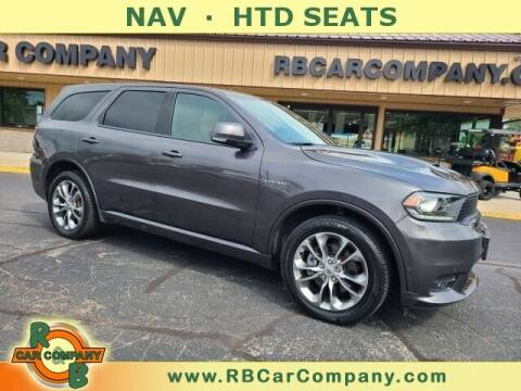 2020 Dodge Durango for sale at R & B Car Company in South Bend IN