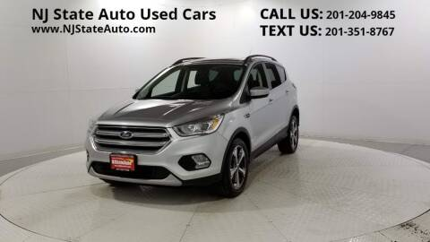 2017 Ford Escape for sale at NJ State Auto Auction in Jersey City NJ
