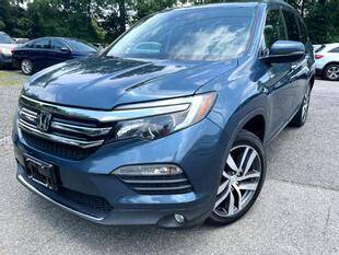 2016 Honda Pilot for sale at Rockland Automall - Rockland Motors in West Nyack NY