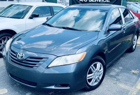 2007 Toyota Camry for sale at RD Motors, Inc in Charlotte NC