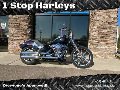 2019 Harley Daivdson Low Rider for sale at 1 Stop Harleys in Peoria AZ