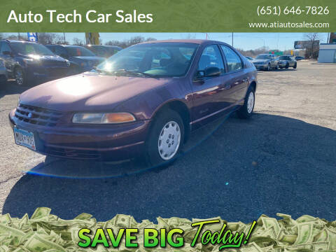 2000 Plymouth Breeze for sale at Auto Tech Car Sales in Saint Paul MN
