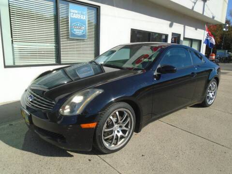 2005 Infiniti G35 for sale at Island Auto Buyers in West Babylon NY