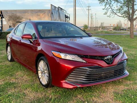 2018 Toyota Camry for sale at Essen Motor Company, Inc in Lebanon TN