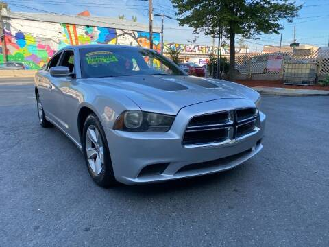 2012 Dodge Charger for sale at Exotic Automotive Group in Jersey City NJ