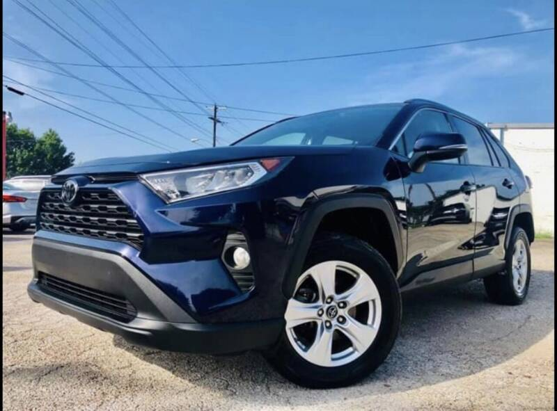 2019 Toyota RAV4 for sale at Italy Auto Sales in Dallas TX