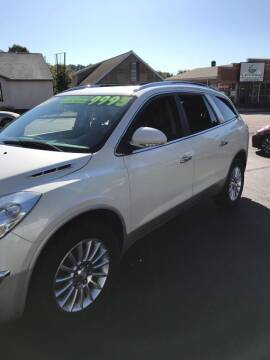 2012 Buick Enclave for sale at Ramstroms Service Center in Worcester MA
