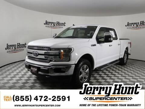 2019 Ford F-150 for sale at Jerry Hunt Supercenter in Lexington NC