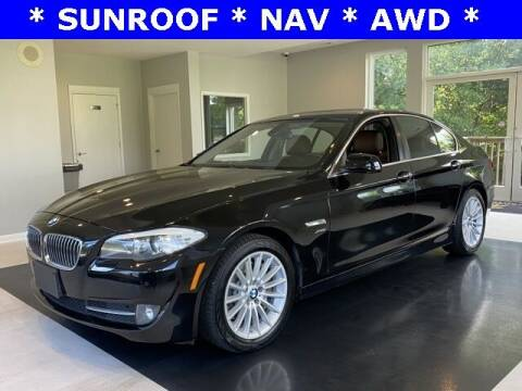 2012 BMW 5 Series for sale at Ron's Automotive in Manchester MD
