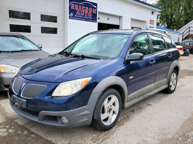 2007 Pontiac Vibe for sale at Ericson Auto in Ankeny IA