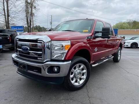 2016 Ford F-250 Super Duty for sale at iDeal Auto in Raleigh NC