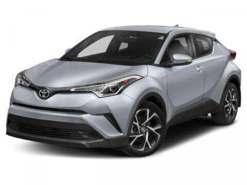2018 Toyota C-HR for sale at HILAND TOYOTA in Moline IL