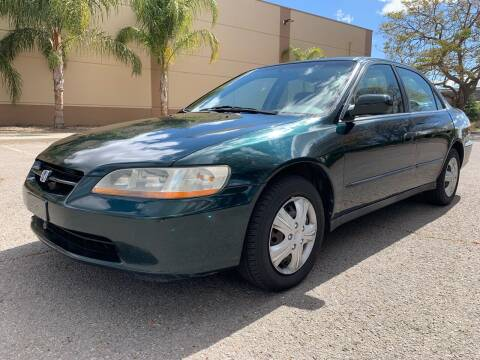 1998 Honda Accord for sale at 707 Motors in Fairfield CA