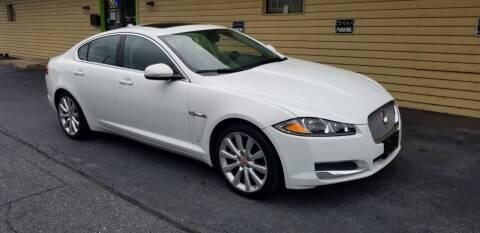 2014 Jaguar XF for sale at Cars Trend LLC in Harrisburg PA