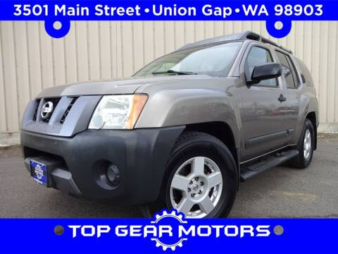 2006 Nissan Xterra for sale at Top Gear Motors in Union Gap WA