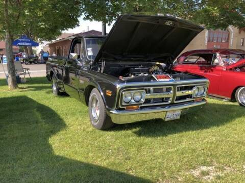 1971 GMC Sierra 1500HD Classic for sale at Classic Car Deals in Cadillac MI
