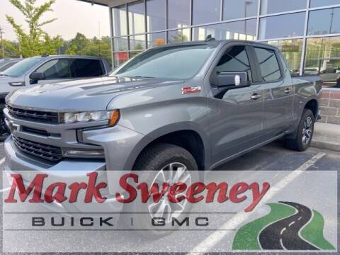 2019 Chevrolet Silverado 1500 for sale at Mark Sweeney Buick GMC in Cincinnati OH