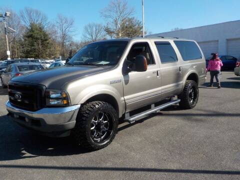 2004 Ford Excursion for sale at United Auto Land in Woodbury NJ