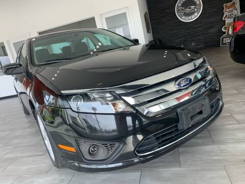 2012 Ford Fusion for sale at Evolution Autos in Whiteland IN