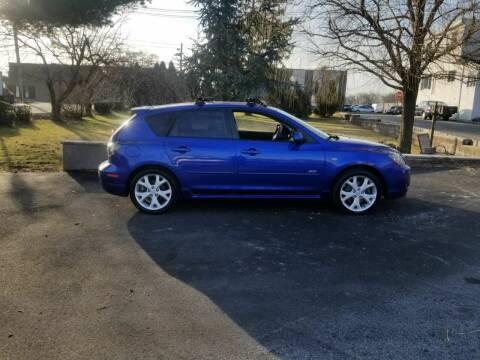 2008 Mazda MAZDA3 for sale at JIA Auto Sales in Port Monmouth NJ