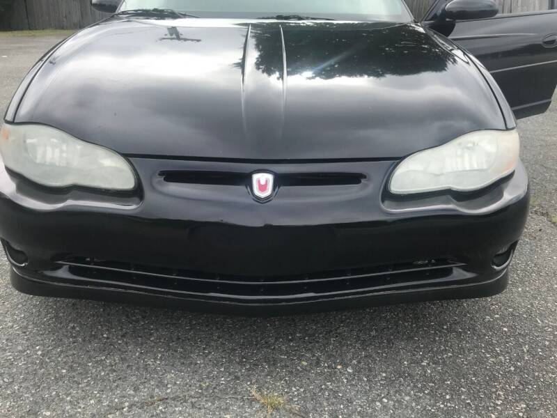 2004 Chevrolet Monte Carlo SS Supercharged 2dr Coupe - Charlotte NC