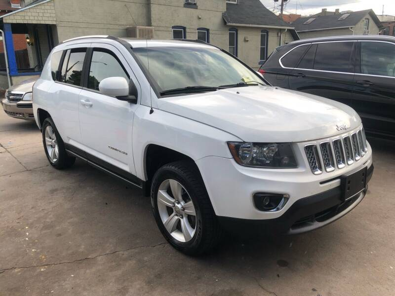 2015 Jeep Compass for sale at Capitol Hill Auto Sales LLC in Denver CO