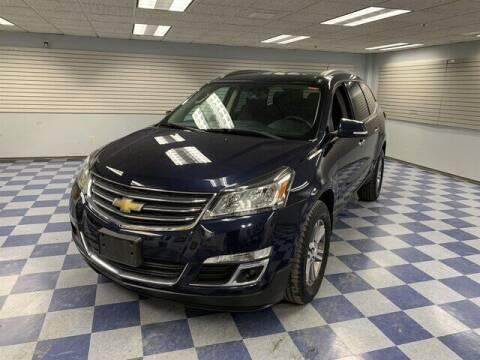 2016 Chevrolet Traverse for sale at Mirak Hyundai in Arlington MA