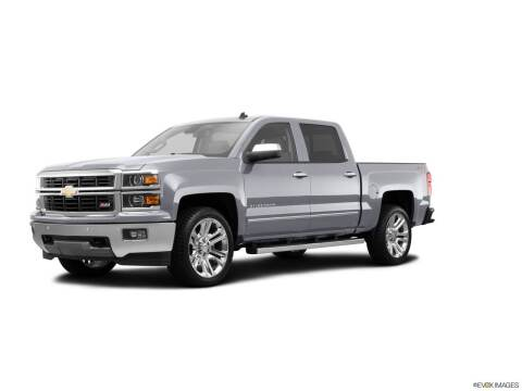 2014 Chevrolet Silverado 1500 for sale at Winchester Mitsubishi in Winchester VA