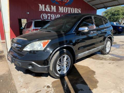 2009 Honda CR-V for sale at M & M Motors in Angleton TX