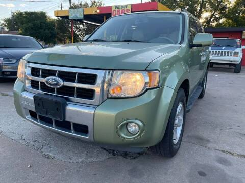 2008 Ford Escape Hybrid for sale at Cash Car Outlet in Mckinney TX