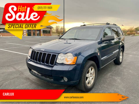 2008 Jeep Grand Cherokee for sale at CARLUX in Fortville IN