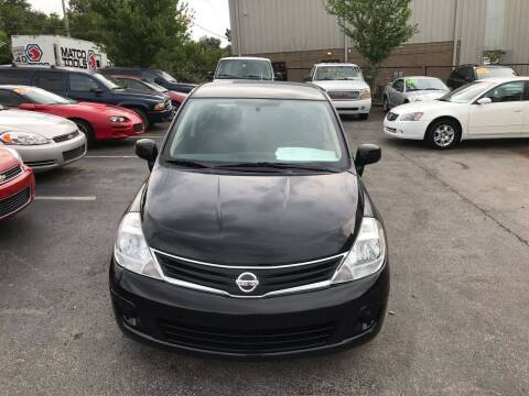 2010 Nissan Versa for sale at Mitchell Motor Company in Madison TN