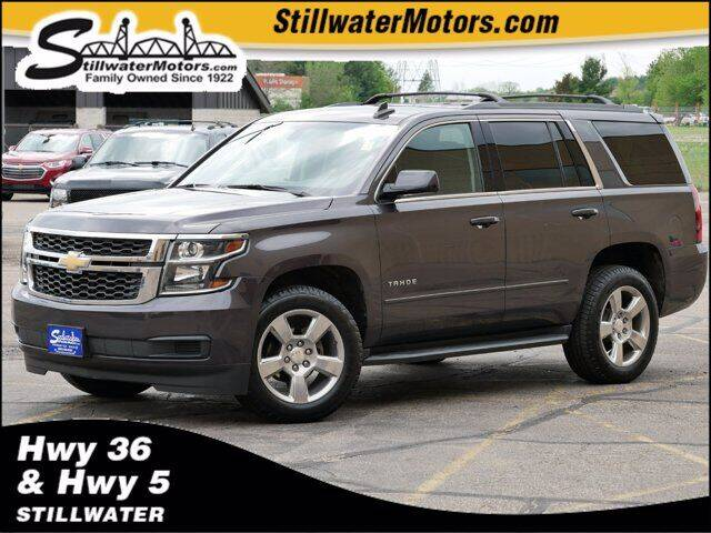 2017 Chevrolet Tahoe for sale in Stillwater, MN