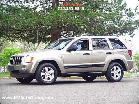 2006 Jeep Grand Cherokee for sale at M2 Auto Group Llc. EAST BRUNSWICK in East Brunswick NJ