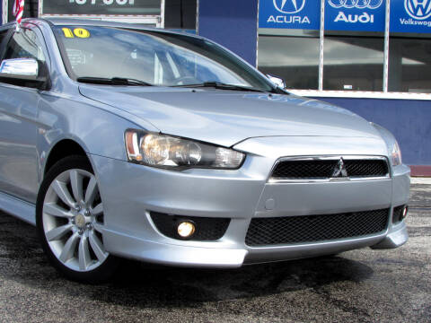 2010 Mitsubishi Lancer Sportback for sale at Orlando Auto Connect in Orlando FL