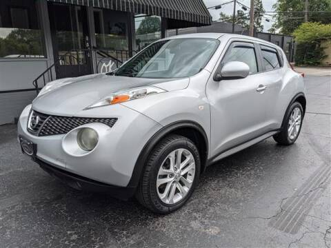 2013 Nissan JUKE for sale at GAHANNA AUTO SALES in Gahanna OH