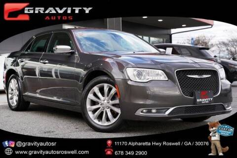 2019 Chrysler 300 for sale at Gravity Autos Roswell in Roswell GA