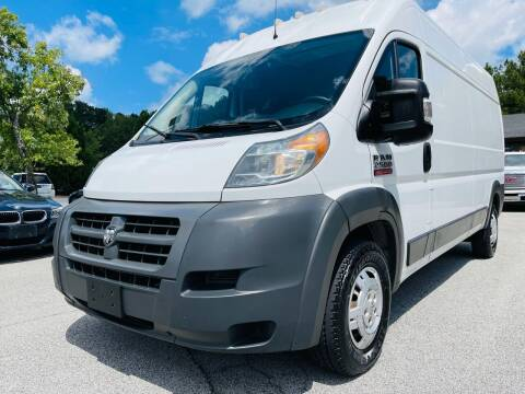 2014 RAM ProMaster Cargo for sale at Classic Luxury Motors in Buford GA