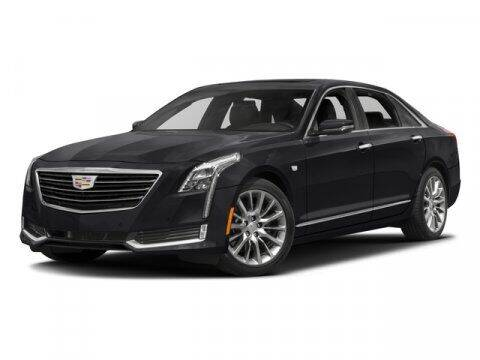 2016 Cadillac CT6 for sale at Mercedes-Benz of Daytona Beach in Daytona Beach FL