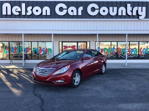 2013 Hyundai Sonata for sale at Nelson Car Country in Bixby OK