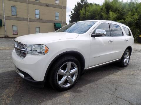 2012 Dodge Durango for sale at S.S. Motors LLC in Dallas GA