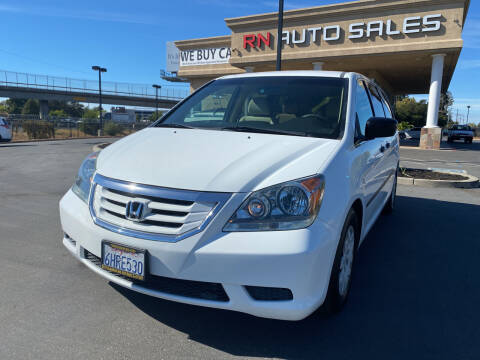 2009 Honda Odyssey for sale at RN Auto Sales Inc in Sacramento CA